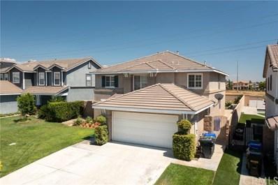 15163 Crazy Horse Avenue, Fontana, CA 92336 - MLS#: CV21167843