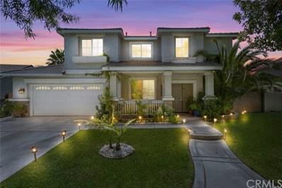 870 Mandevilla Way, Corona, CA 92879 - MLS#: CV21169162