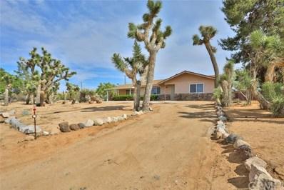 58213 Alta Mesa Drive, Yucca Valley, CA 92284 - MLS#: CV21169953