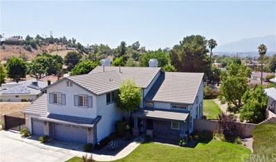 1585 Placid Lane, Colton, CA 92324 - MLS#: CV21171291