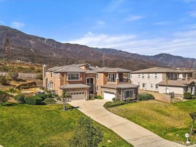 11076 Hiddentrail Drive, Rancho Cucamonga, CA 91737 - MLS#: CV21173168