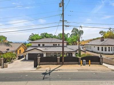 9280 53rd Street, Riverside, CA 92509 - MLS#: CV21184499