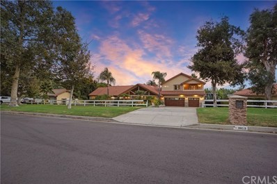 10819 Hillside Road, Alta Loma, CA 91737 - MLS#: CV21189734