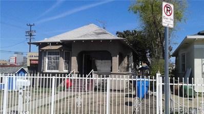 705 E 21st Street, Los Angeles, CA 90011 - MLS#: DW16049400