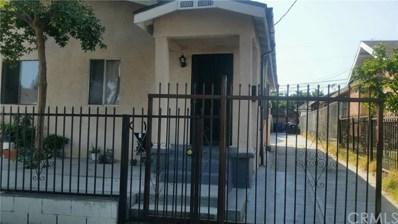 3501 McKinley Avenue, Los Angeles, CA 90011 - MLS#: DW16187787
