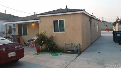 241 E 122nd Street, Los Angeles, CA 90061 - MLS#: DW16737107