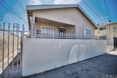 2218 Naomi Avenue, Los Angeles, CA 90011 - MLS#: DW17024812