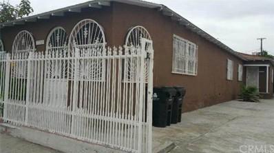 7008 S Main Street, Los Angeles, CA 90003 - MLS#: DW17027274