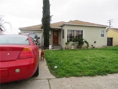 706 N Grandee Avenue, Compton, CA 90220 - MLS#: DW17028412