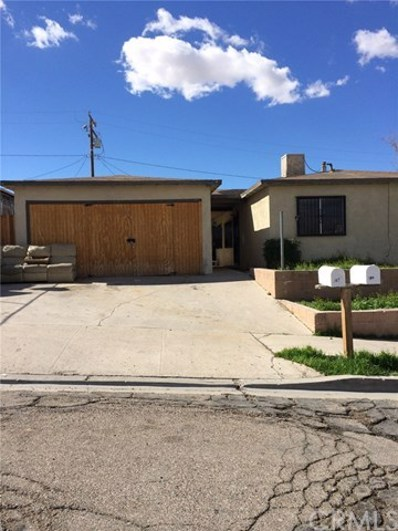 308 Maxine Avenue, Barstow, CA 92311 - MLS#: DW17058748