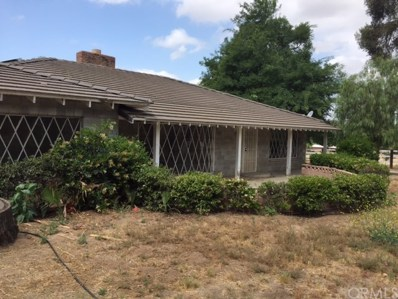 16641 Mockingbird Canyon Road, Riverside, CA 92504 - MLS#: DW17103708