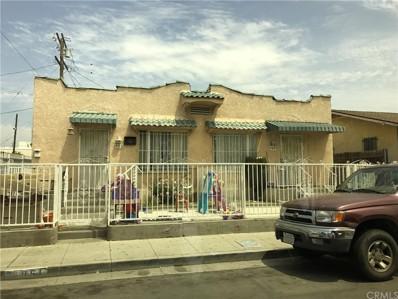 949 W 59th Drive, Los Angeles, CA 90044 - MLS#: DW17115747
