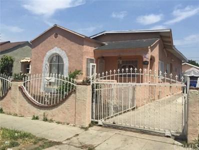 923 E 84th Street, Los Angeles, CA 90001 - MLS#: DW17119374