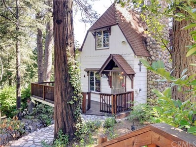 280 C Lane, Lake Arrowhead, CA 92352 - MLS#: DW17122661