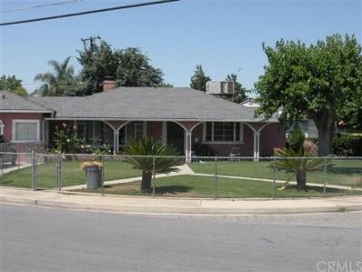 201 Mcdonald Way, Bakersfield, CA 93309 - MLS#: DW17130580