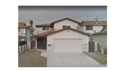 1261 E Radbard Street, Carson, CA 90746 - MLS#: DW17152430