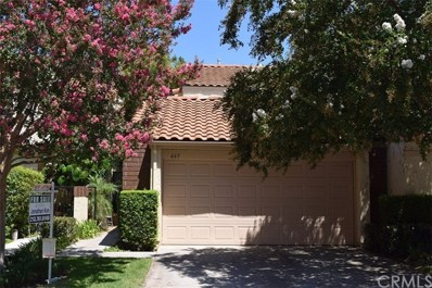 665 Colonial Circle, Fullerton, CA 92835 - MLS#: DW17179177