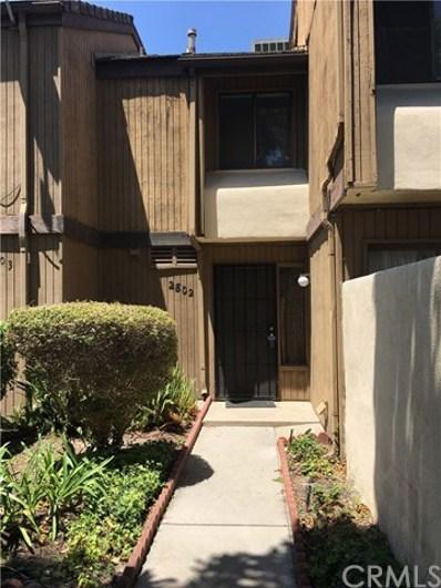 1381 S Walnut Street UNIT 2802, Anaheim, CA 92802 - MLS#: DW17180289