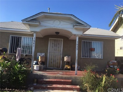 1939 W 55th Street, Los Angeles, CA 90062 - MLS#: DW17182005