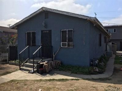 1628 E 85th Street, Los Angeles, CA 90001 - MLS#: DW17183783