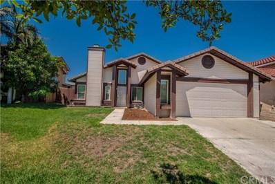 1035 Ridgewood Drive, Corona, CA 92881 - MLS#: DW17187499