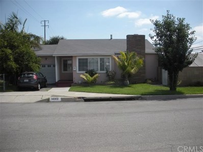 14302 Cabell Avenue, Bellflower, CA 90706 - MLS#: DW17191247