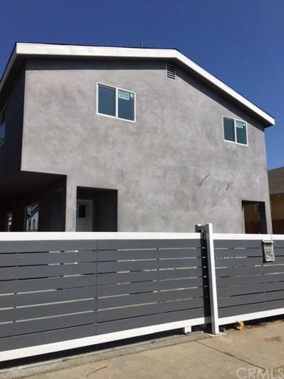 4444 Crocker Street, Los Angeles, CA 90011 - MLS#: DW17194035
