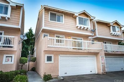 6010 Oak Street UNIT B, Huntington Park, CA 90255 - MLS#: DW17194930