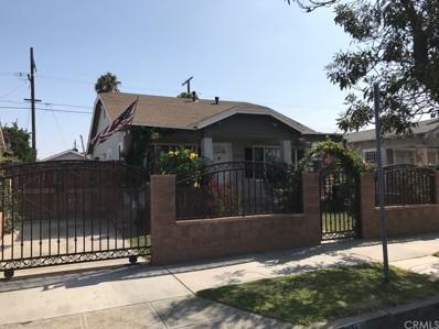1260 W 56th Street, Los Angeles, CA 90037 - MLS#: DW17195932