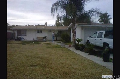 1707 Manor Circle, Pomona, CA 91766 - MLS#: DW17197460