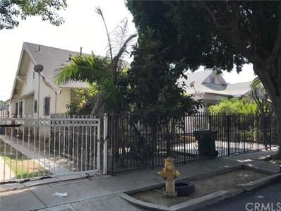 1190 E 54th Street, Los Angeles, CA 90011 - MLS#: DW17199099