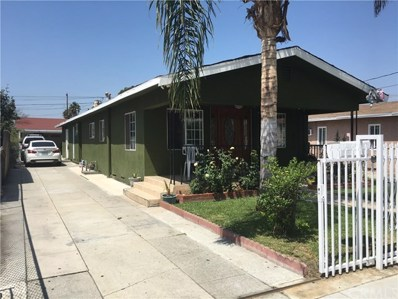 6021 King Avenue, Maywood, CA 90270 - MLS#: DW17203400