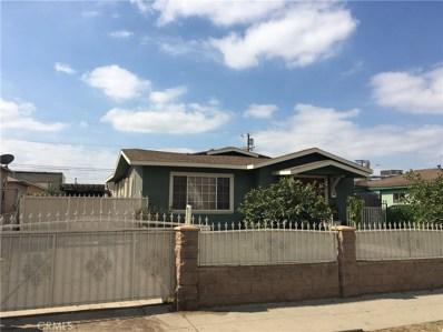 1542 W 85th Street, Los Angeles, CA 90047 - MLS#: DW17204470