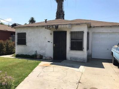 838 W Spruce Street, Compton, CA 90220 - MLS#: DW17205973