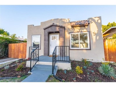 6612 Madden Avenue, Los Angeles, CA 90043 - MLS#: DW17207560