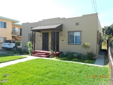 415 N Santa Fe Avenue, Compton, CA 90221 - MLS#: DW17210325