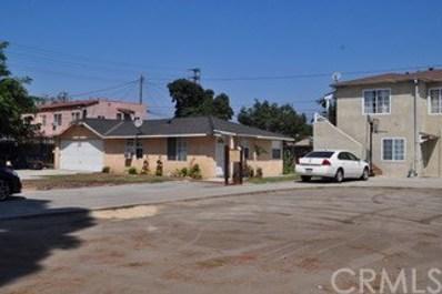 4315 E 58th Street, Maywood, CA 90270 - MLS#: DW17210421