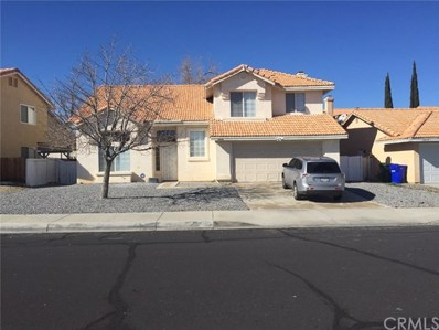 14640 Pony Trail Road, Victorville, CA 92392 - MLS#: DW17210596