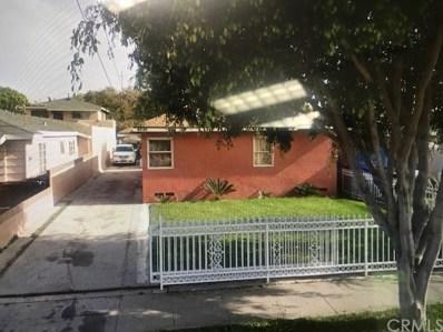 6332 Flora Avenue, Bell, CA 90201 - MLS#: DW17211517