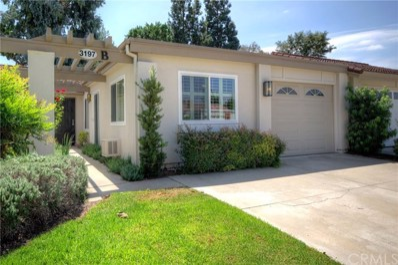 3197 Via Buena Vista UNIT B, Laguna Woods, CA 92637 - MLS#: DW17213370