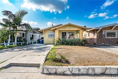 1308 W 54th Street, Los Angeles, CA 90037 - MLS#: DW17214031