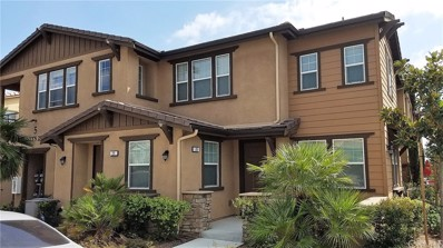 16001 Chase Road UNIT 25, Fontana, CA 92336 - MLS#: DW17215606