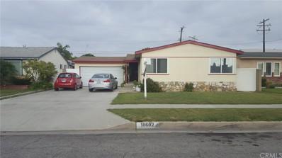 18602 Belshire Avenue, Artesia, CA 90701 - MLS#: DW17217139