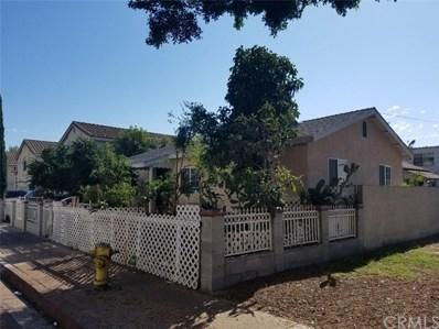 301 S Arcacia Ave, Compton, CA 90220 - MLS#: DW17220728
