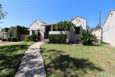 1081 Le Claire Place, Los Angeles, CA 90019 - MLS#: DW17222257