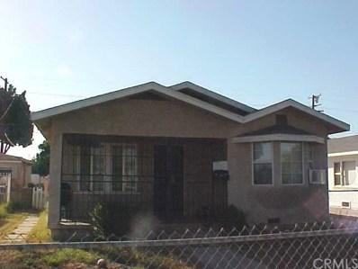 10527 San Carlos Avenue, South Gate, CA 90280 - MLS#: DW17223635
