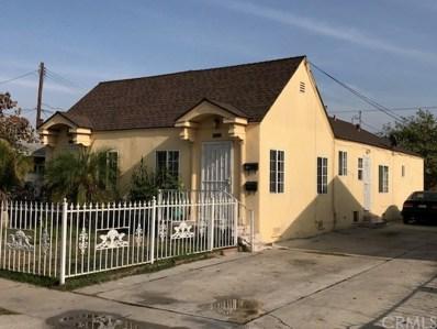 8118 Evergreen Avenue, South Gate, CA 90280 - MLS#: DW17229534