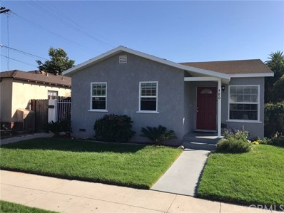 480 E 57th Street, Long Beach, CA 90805 - MLS#: DW17232037