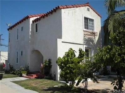 2121 S Burnside Avenue, Los Angeles, CA 90016 - MLS#: DW17232182