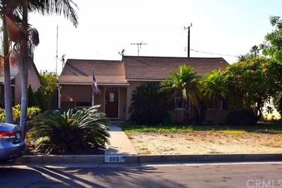 305 S Bedford Street, La Habra, CA 90631 - MLS#: DW17236780